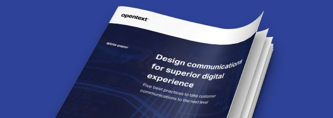 Design Communications for superior digital experience thumbnail