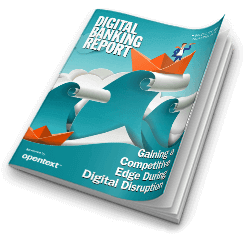 image cover of the Digital Banking report: Gaining a competitive edge during digital disruption